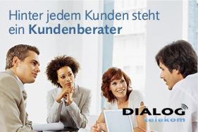 DIALOG telekom - Persönliche Beratung