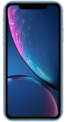 Apple iPhone XR, 128 GB T-Mobile blue