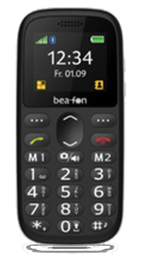 Beafon SL 160, black