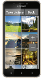 Emporia Smart.2, T-Mobile Edition blau