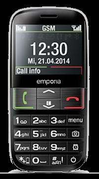 Emporia Euphoria V50, Edition black