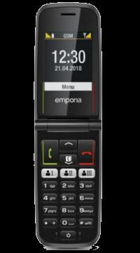 Emporia Flip, black