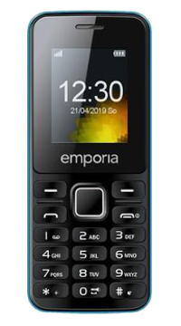 Emporia MD212, black