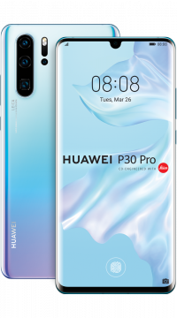 Huawei P30 Pro DS, T-Mobile Edition breathing crystal