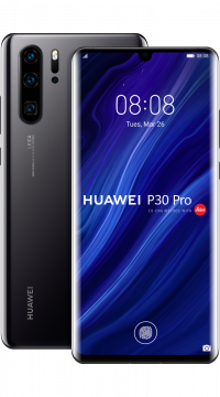 Huawei P30 Pro DS, T-Mobile Edition schwarz