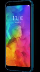 LG Q7+ T-Mobile Edition blau