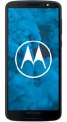 Moto G6 DS, T-Mobile Edition blau