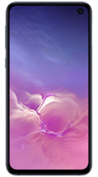 Samsung Galaxy S10e DS, T-Mobile Edition schwarz