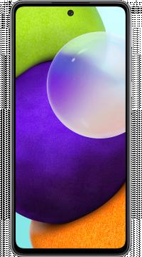 Samsung Galaxy A52 DS, T-Mobile Edition schwarz