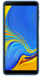 Samsung Galaxy A7 DS, T-Mobile Edition blau