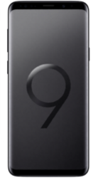 Samsung Galaxy S9+ DS, T-Mobile Edition schwarz