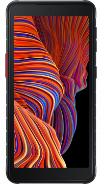 Samsung Galaxy Xcover 5, T-Mobile Edition schwarz