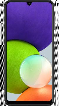 Samsung Galaxy A22, T-Mobile Edition schwarz