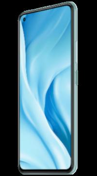Xiaomi Mi 11 Lite 5G, T-Mobile Edition green