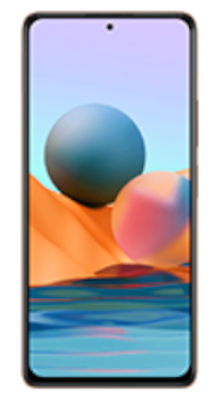 Xiaomi Redmi Note 10 Pro, T-Mobile Edition blue