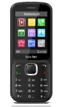 Beafon C170, black