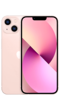 Apple iPhone 13, 128 GB T-Mobile rose