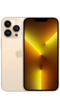 Apple iPhone 13 Pro, 256 GB T-Mobile gold
