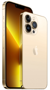 Apple iPhone 13 Pro Max, 128 GB T-Mobile gold