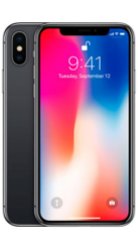 Apple iPhone X, 64 GB T-Mobile space grey