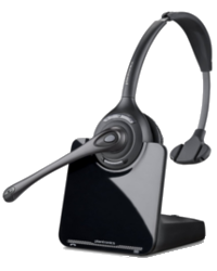 Plantronics Headset CS510 DECT