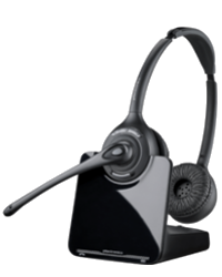 Plantronics Headset CS520 DECT