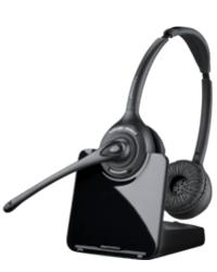 Plantronics Headset CS520 DECT