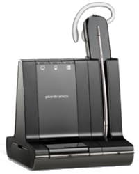 Plantronics Headset Savi W740 DECT
