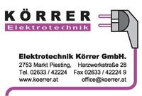 Elektrotechnik Körrer GmbH