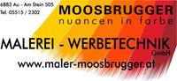 Moosbrugger Malerei-Werbetechnik GmbH
