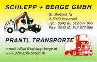 SCHLEPP und BERGE GesmbH